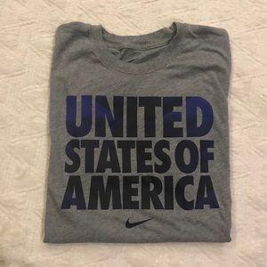 Nike America Slim Fit T-shirt